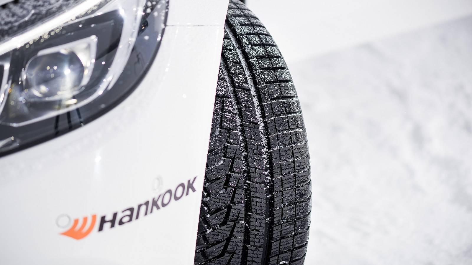 Hankook, kış lastikleri lastik testlerindeki başarılarıyla ön plana çıkıyor