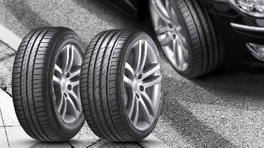Hankook yeni nesil Laufenn otomobil lastiklerini sunuyor